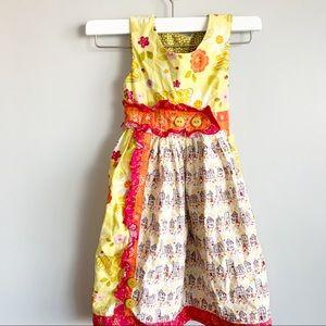 Jelly the pug girls dress